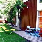 шведский дом: таунхаус