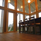 Фахверковый дом зимняя дача. строительство с отделкой деревянного дома. по европейскому дизайну
